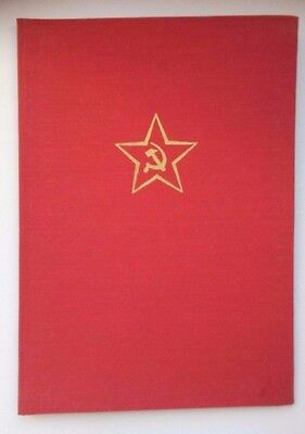 Folder for papers of the USSR. High authorities.