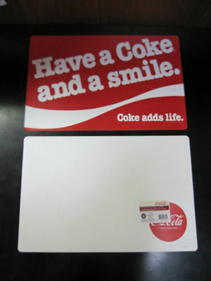 Coca-Cola Reversible Placemats (Set of 4) - Free Shipping