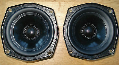 Kef B110 SP1057 MID UNITS GOOD CONDITION
