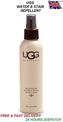 Ugg Australia Water Stain Repellent For Sheepskin Suede Ugg Boots Shoes Protect
