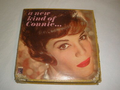 Vintage Reel To Reel Tape - Connie Francis - A New Kind Of Connie