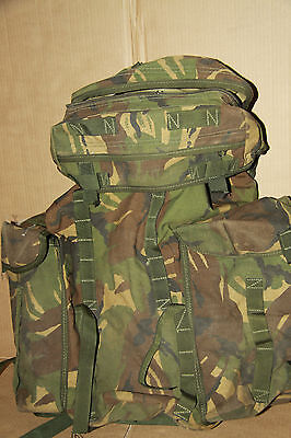 British Army Issue Patrol Pack Backpack Rucksack 30L DPM Grade 2 see description