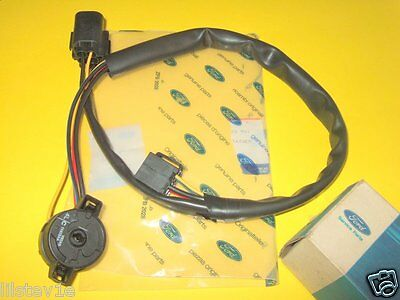 NEW GENUINE FORD IGNITION SWITCH/ESCORT/RS/COSWORTH/4x4/V92AB-11572-AA