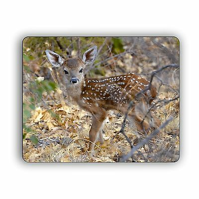 Bambi Baby Deer Computer Mouse Pad For Home And Office Mousepad