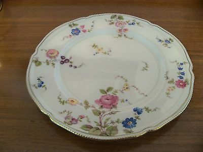 Castleton Vintage Sunnyvale Gold (Gold Trim) Fine China Dinner Plate