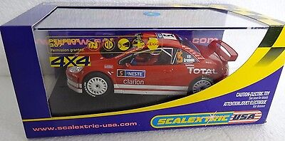 """1/32 Scalextric C2560 Peugeot 307 WRC Works 2004 No.5 - """"New"""""""