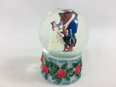 Disney Beauty And The Beast Snowglobe 2.5 Inch