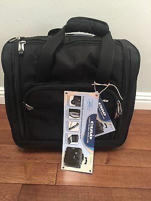New Ciao Carry On Rolling Travel Bag Case Fits Under Seat