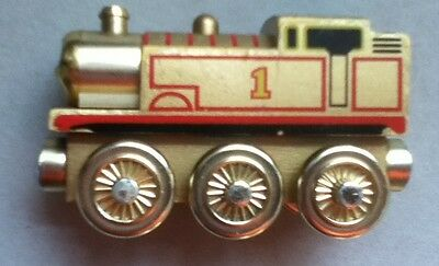Thomas The Tank Engine - 60Th Anniversary Gold Thomas  **limited Edition***