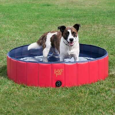 FrontPet Large Foldable Dog Pool