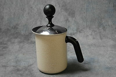 Cappuccina Creamer Frabosk Italy Coated Stainless