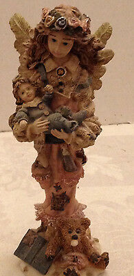 Boyds Bears Folkstone Collection: Serenity The Mother's Angel  28204 '96 Retired