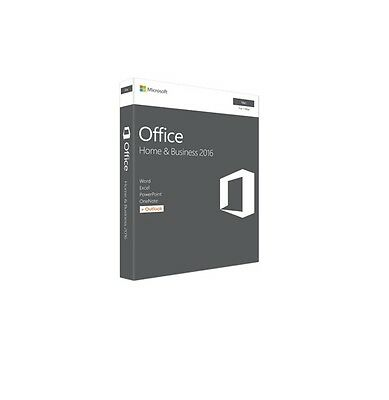Office Home and Business 2016 for Mac - fatturabile - licenza ESD