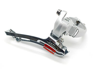 New Shimano Sora FD-3400 9 Speed 34.9mm Clamp-On Front Derailleur (Silver)