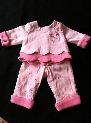 American Girl Bitty Baby Valentine's Day Outfit - RETIRED!