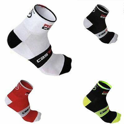 Outdoor Running Cycling Riding Socks High Elasticity Ankle-high Wearproof