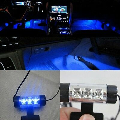 Styling Floor Dash Atmosphere Glow 12V 4 In1 Car Light LED Lamp Interior