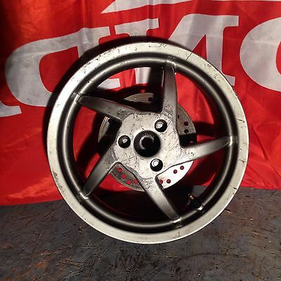 Aprilia Sr 50cc Rear Wheel And Disc