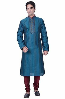 Wedding Designer Indian Kurta Bollywood Men's Sherwani Churidar Ethnic Readymade