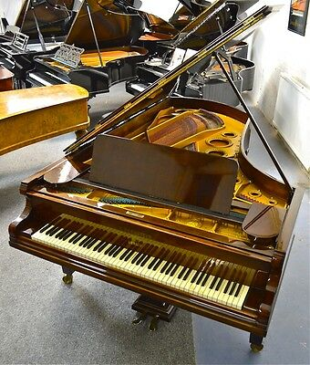 Bechstein Model III grand piano in rosewood