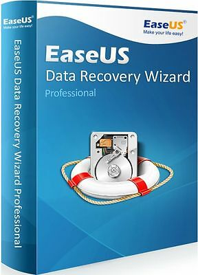 EaseUS v6.1 Data Recovery Professional Recover Data from Hard Drive Full Version