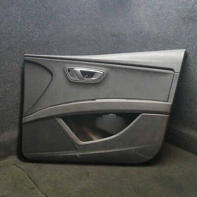SEAT Leon Front Right Door Panel Cover RHD 5F4867132 5F 2013