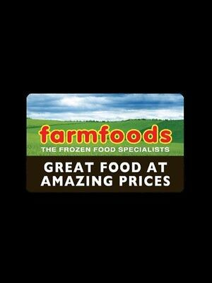 Farmfoods Vouchers, discount, coupons token Worth £35 Expiry 10th February 2017