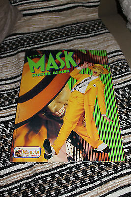 Album Merlin Collections The Mask (1994)