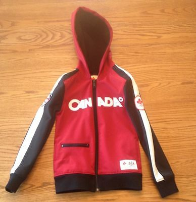 New Vancouver 2010 Hudson's Bay Canada Olympics Soft Shell Jacket - Womens Large