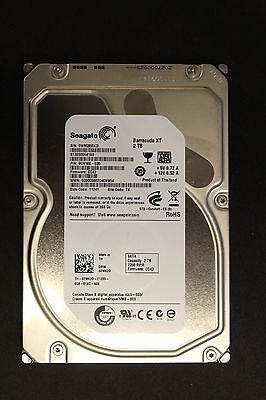 Seagate Barracuda XT 2 TB 3.5 Zoll SATA-II 3 GB/s ST32000641AS HDD   #78607