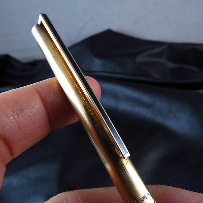Genuine  France  Made S.t Dupont Paris  Streling Silver Ball Point Pen