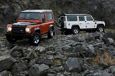 Land Rover Defender 2.4 ''Puma'' Owners Workshop Manual 2007 - ON  Read