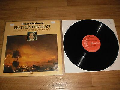 Roger Woodward Beethoven/Liszt Symphony No. 3 RCS RED SEAL STEREO (Nr. 1098)