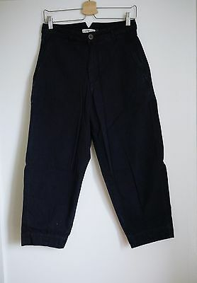 Older Brother Forty-Five Trouser Indigo Size Small - Unisex - New Without Tags
