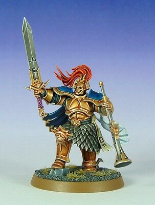 SUPERBLY PAINTED Warhammer Age of Sigmar STORMCAST ETERNALS KNIGHT HERALDOR
