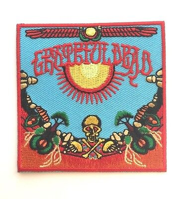 Grateful Dead Aoxomoxoa Embroidered Patch Iron on or Sew on