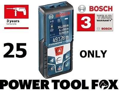 new Bosch GLM 50 C PRO Laser Measure Bluetooth 0601072C00 3165140822909