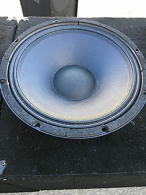 """EAW 804051 8 OHM 12"""" Cone Driver for EAW Speaker System 400w Woofer DS 123e"""