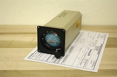 Thales Horizon Gyro, New with Form One - H321FCM (Bell 206 Attitude Indicator)