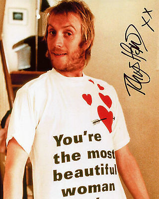 Rhys Ifans - Spike - Notting Hill - Signed Autograph REPRINT