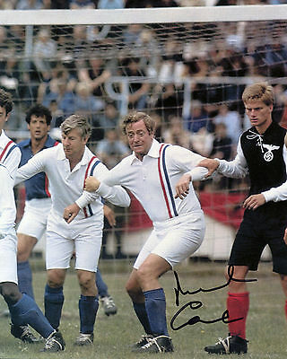 Michael Caine - John Colby - Escape to Victory - Signed Autograph REPRINT