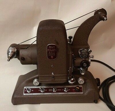 Vintage Bell & Howell Filmo 8mm Projector Picture Master 151A