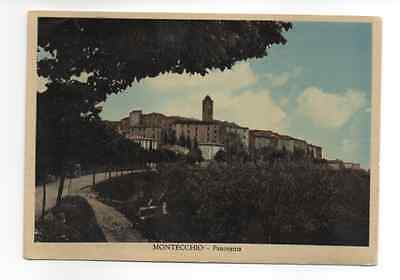 Lotto A 288- Montecchio - Panorama