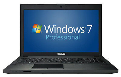 ASUS Intel i7 3.1GHz 12GB RAM - 500GB HD USB3 AC-WIFI FAST Laptop Windows 7 Pro