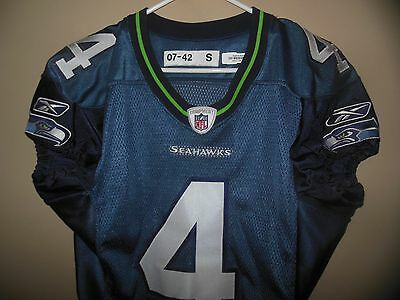 Seattle Seahawks Game worn jersey