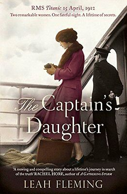 New The Captain's Daughter [Paperback] by Fleming, Leah