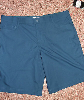 Nike BLUEwaist 38 inch golf shorts standard fit tour performance  bnwt