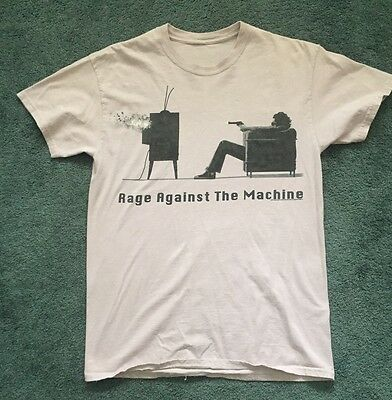 Rage Against The Machine Shirt Size Large Killing In The Name