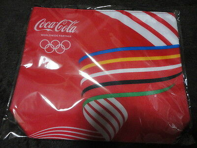 NEW Coca Cola Japan RIO 2016 /TOKYO 2020 OLYMPIC Cooler Bag 2 types set