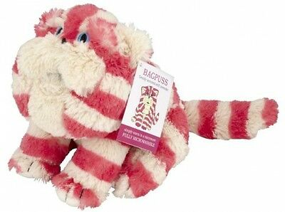 Intelex Plush Microwavable Bagpuss - 100% Natural - FAST AND FREE DELIVERY